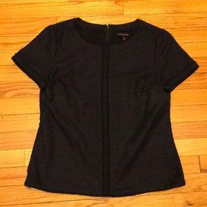 NWOT Banana Republic women's blouse short sleeves
